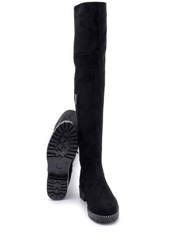 Derimod Çizme Siyah